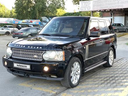 Land Rover Range Rover 2005 года за 4 600 000 тг. в Алматы – фото 2