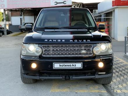 Land Rover Range Rover 2005 года за 4 600 000 тг. в Алматы – фото 3