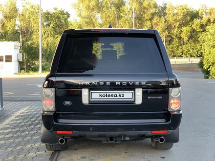 Land Rover Range Rover 2005 года за 4 600 000 тг. в Алматы – фото 5