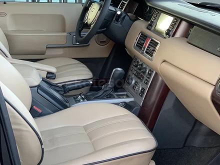 Land Rover Range Rover 2005 года за 4 600 000 тг. в Алматы – фото 7