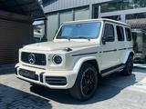 Mercedes-Benz G 63 AMG 2019 года за 102 715 000 тг. в Алматы – фото 2