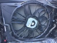 Основной вентилятор на Mercedes W211 кузов за 7 000 тг. в Алматы