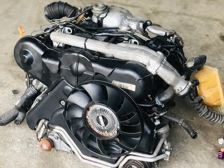 Контрактный двигатель Audi a6 c5 BCZ, AKN 2.5 Tdi Из… за 250 000 тг. в Нур-Султан (Астана) – фото 3
