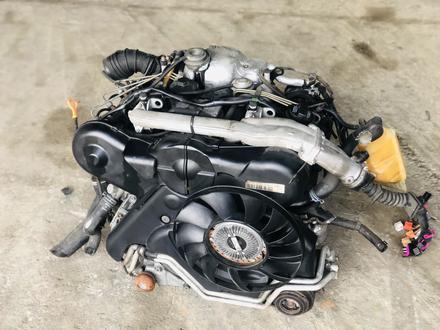 Контрактный двигатель Audi a6 c5 BCZ, AKN 2.5 Tdi Из… за 250 000 тг. в Нур-Султан (Астана) – фото 4
