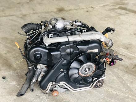 Контрактный двигатель Audi a6 c5 BCZ, AKN 2.5 Tdi Из… за 250 000 тг. в Нур-Султан (Астана) – фото 5