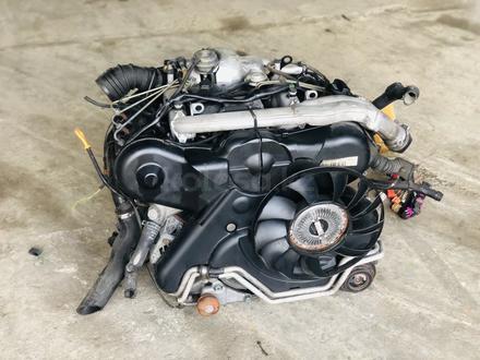 Контрактный двигатель Audi a6 c5 BCZ, AKN 2.5 Tdi Из… за 250 000 тг. в Нур-Султан (Астана) – фото 6