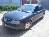 Audi A6 1999 года за 1 800 000 тг. в Шу – фото 4