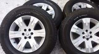 Комплект колес с дисками на Ниссан Патфандер r51 за 250 000 тг. в Алматы