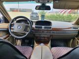 BMW 745 2002 года за 1 610 700 тг. в Атырау – фото 3