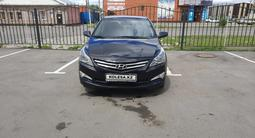 Hyundai Solaris 2014 года за 4 000 000 тг. в Петропавловск – фото 3