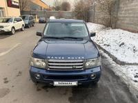 Land Rover Range Rover Sport 2007 года за 6 300 000 тг. в Алматы