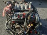 Двигатель на ауди а8 3.7 AEW за 350 000 тг. в Шымкент – фото 3
