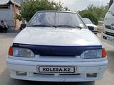 ВАЗ (Lada) 2115 (седан) 2011 года за 1 055 000 тг. в Шымкент – фото 4