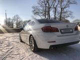 BMW 520 2014 года за 9 500 000 тг. в Усть-Каменогорск