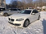 BMW 520 2014 года за 9 500 000 тг. в Усть-Каменогорск – фото 2