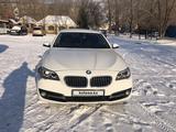BMW 520 2014 года за 9 500 000 тг. в Усть-Каменогорск – фото 3