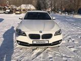 BMW 520 2014 года за 9 500 000 тг. в Усть-Каменогорск – фото 4