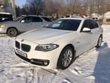 BMW 520 2014 года за 9 500 000 тг. в Усть-Каменогорск – фото 5