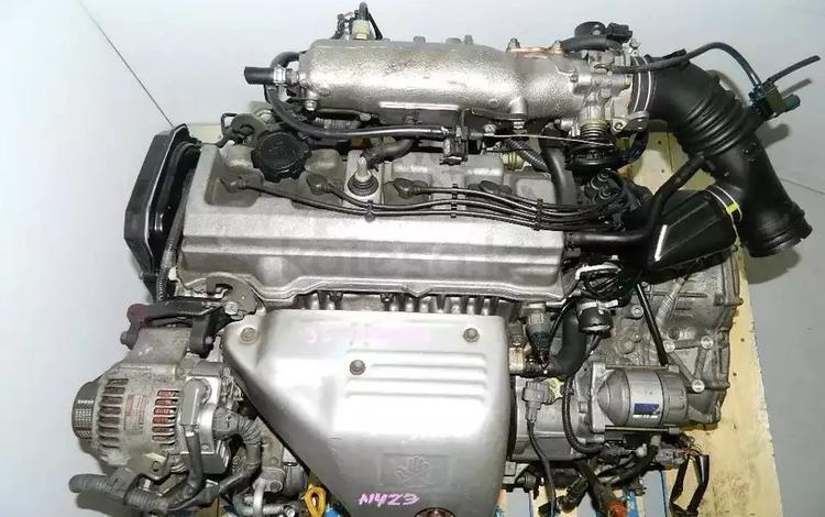 Kонтрактный двигатель 3S (акпп) Rav4, Caldina Ipsum Picnic за 300 000 тг. в Алматы