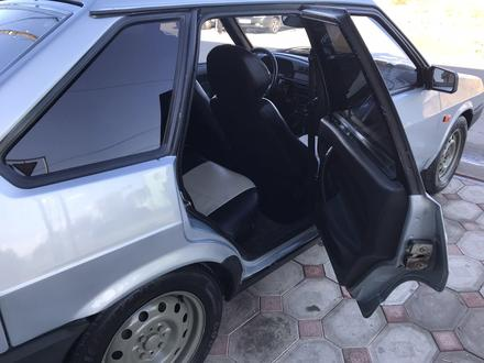 ВАЗ (Lada) 2109 (хэтчбек) 2003 года за 870 000 тг. в Арысь – фото 6