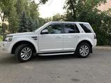 Land Rover Freelander 2013 года за 11 500 000 тг. в Алматы – фото 2