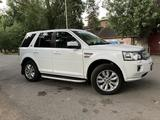 Land Rover Freelander 2013 года за 11 500 000 тг. в Алматы – фото 4