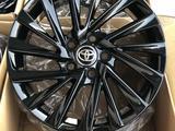 Новинка! Диски R18 Toyota Camry за 200 000 тг. в Алматы – фото 4