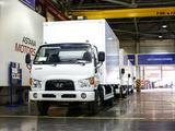 Hyundai  HD65 фургон 2020 года за 15 059 000 тг. в Алматы – фото 2