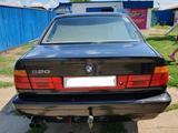 BMW 520 1989 года за 2 200 000 тг. в Павлодар – фото 3