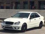 Mercedes-Benz C 200 2006 года за 3 600 000 тг. в Алматы