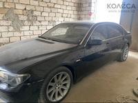 BMW 745 2002 года за 1 900 000 тг. в Актау