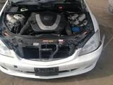 Передняя часть на мерседес w221 двигатель 3. 5-5.-5. 5 за 101 тг. в Алматы – фото 5