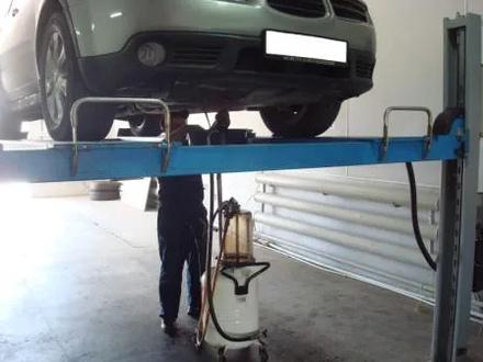 Замена масла в двигателе (с фильтром) Замена масла в МКПП в Алматы