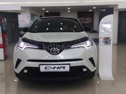 Toyota C-HR 2019 года за 12 800 000 тг. в Павлодар – фото 9