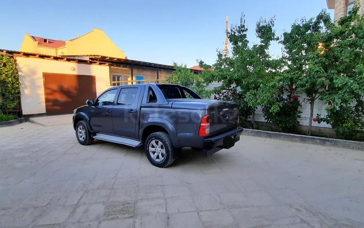 Toyota Hilux 2013 года за 9 000 000 тг. в Актау