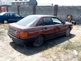 Audi 80 1988 года за 300 000 тг. в Тараз – фото 2