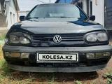Volkswagen Golf 1995 года за 1 500 000 тг. в Алматы – фото 2