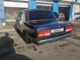 ВАЗ (Lada) 2107 2011 года за 1 300 000 тг. в Шымкент – фото 5
