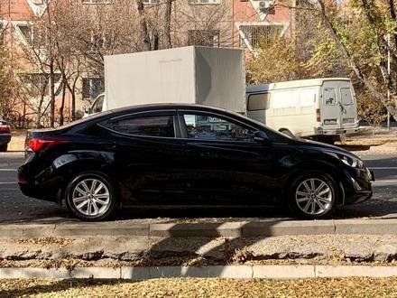 Hyundai Elantra 2014 года за 6 000 000 тг. в Алматы – фото 6
