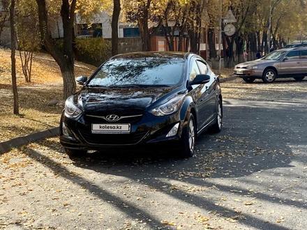 Hyundai Elantra 2014 года за 6 000 000 тг. в Алматы – фото 8