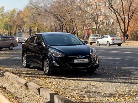 Hyundai Elantra 2014 года за 6 000 000 тг. в Алматы – фото 9