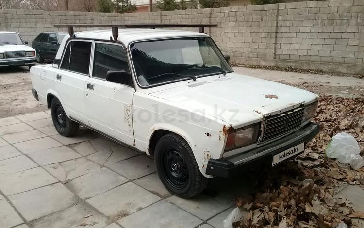 ВАЗ (Lada) 2107 2000 года за 550 000 тг. в Шымкент