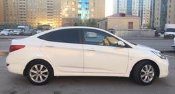 Hyundai Accent 2012 года за 4 200 000 тг. в Нур-Султан (Астана) – фото 2