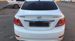 Hyundai Accent 2012 года за 4 200 000 тг. в Нур-Султан (Астана) – фото 4