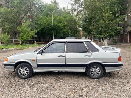 ВАЗ (Lada) 2115 (седан) 2003 года за 650 000 тг. в Караганда – фото 6