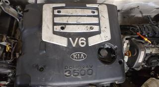 Santa Fe двигатель за 240 000 тг. в Алматы
