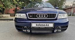 Audi S4 2000 года за 5 500 000 тг. в Алматы – фото 4