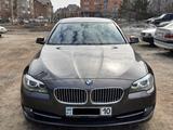 BMW 520 2013 года за 9 500 000 тг. в Костанай