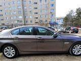 BMW 520 2013 года за 9 500 000 тг. в Костанай – фото 2