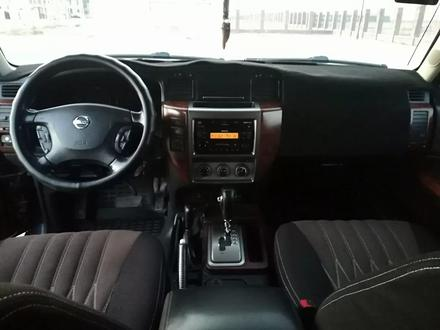 Nissan Patrol 2009 года за 7 200 000 тг. в Актау – фото 15